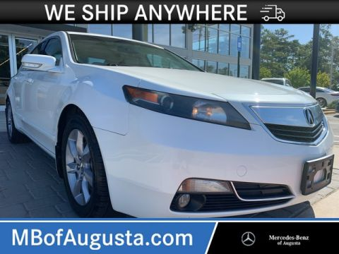 Pre-Owned 2013 Acura TL TECH-NAVIGATION