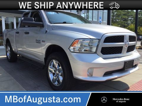 Pre-Owned 2014 Ram 1500 4WD Quad Cab Express