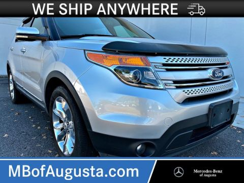 Pre-Owned 2012 Ford Explorer Limited-Navigation-Heated and Cooled Seats