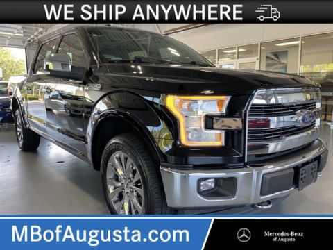 Pre-Owned 2017 Ford F-150 Lariat 4WD SuperCrew 3.5L V6 Ecoboost