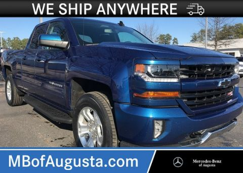 Pre-Owned 2016 Chevrolet Silverado 1500 2LT-Z71 4WD Double Cab