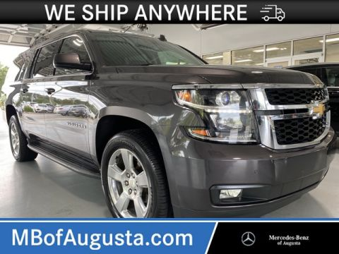 Pre-Owned 2016 Chevrolet Suburban LT-Navigation-DVD-Heated Seats