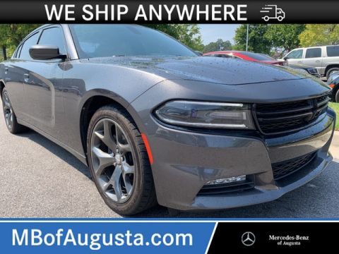 Pre-Owned 2015 Dodge Charger SXT RALLYE