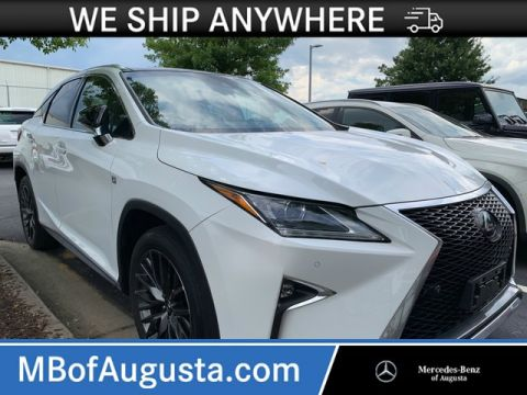 Pre-Owned 2016 Lexus RX 350 AWD F Sport-Navigation-Mark Levinson