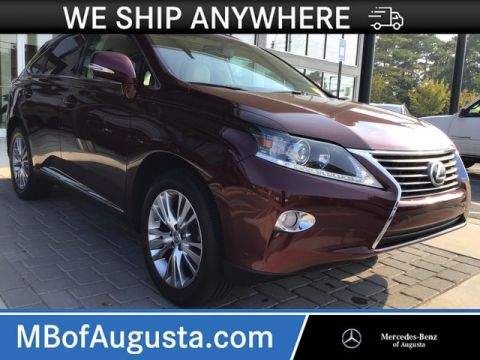 Pre-Owned 2013 Lexus RX 350 Navigation-Premium-Blind Spot Package