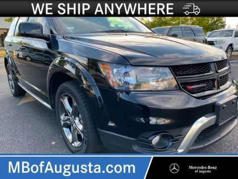 Pre-Owned 2015 Dodge Journey Crossroad V6-Navigation-Third Row Seat
