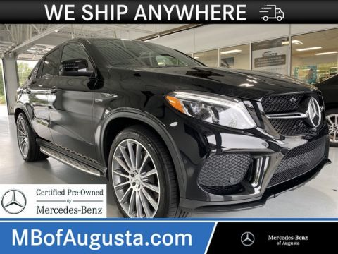 Certified Pre-Owned 2019 Mercedes-Benz GLE AMG® GLE 43 Coupe