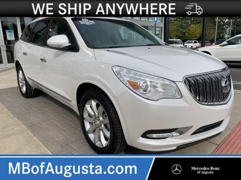 Pre-Owned 2017 Buick Enclave Premium-Navigation-DVD-Rearview Camera
