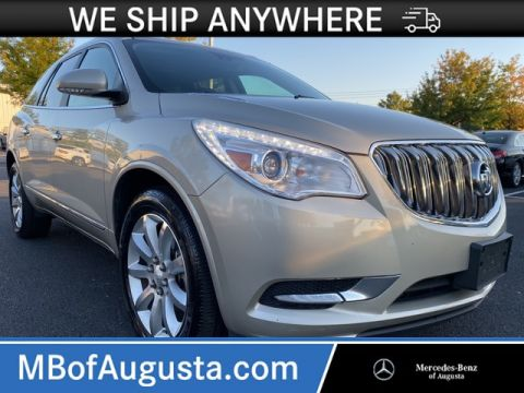Pre-Owned 2014 Buick Enclave Premium-Navigation-DVD