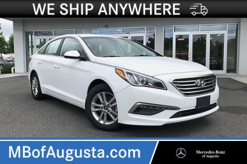 Pre-Owned 2015 Hyundai Sonata 2.4L Sport Tech Sport! Value! All the equipment!