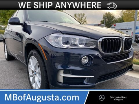 Pre-Owned 2016 BMW X5 xDrive35i-Driver Assistance-Premium Package