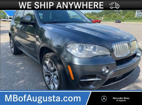 Pre-Owned 2012 BMW X5 xDrive50i Premium-Sport Activity Package