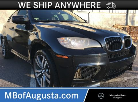 Pre-Owned 2010 BMW X6 M Navigation-Rearview Camera