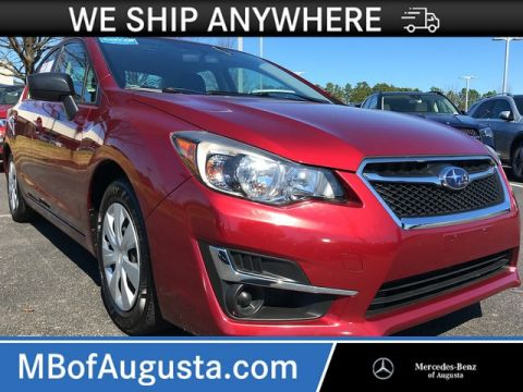 Pre-Owned 2015 Subaru Impreza Sedan CVT 2.0i Sedan