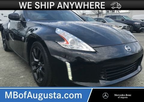 Pre-Owned 2015 Nissan 370Z Coupe Touring