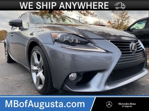 Pre-Owned 2014 Lexus IS 350 Sedan
