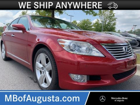 Pre-Owned 2011 Lexus LS 460 Comfort Package-Navigation-Mark Levinson
