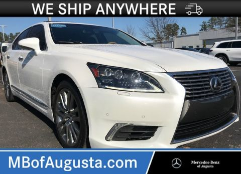 Pre-Owned 2014 Lexus LS 460 Comfort Package-Mark Levinson Stereo