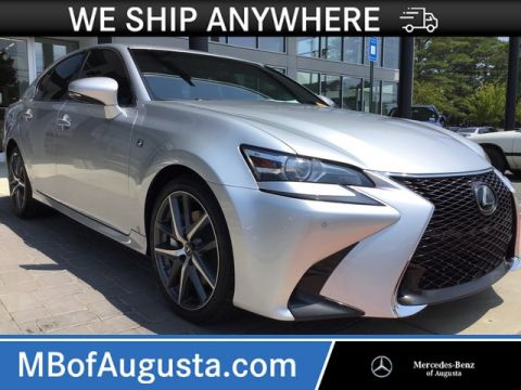 Pre-Owned 2016 Lexus GS 350 F Sport-Navigation-Technology-Heated and Cooled Seats