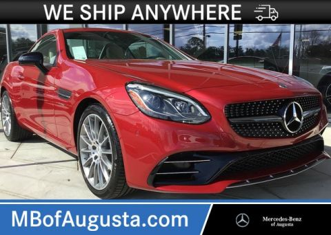 New 2020 Mercedes-Benz SLC AMG® SLC 43 Roadster