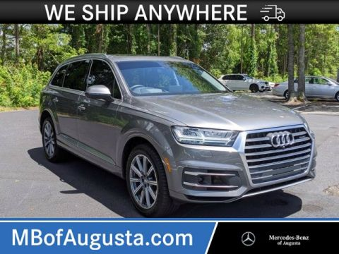 Pre-Owned 2018 Audi Q7 Prestige-Driver Assistance-Cold Weather Package