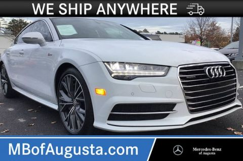 Pre-Owned 2018 Audi A7 3.0 TFSI Premium Plus