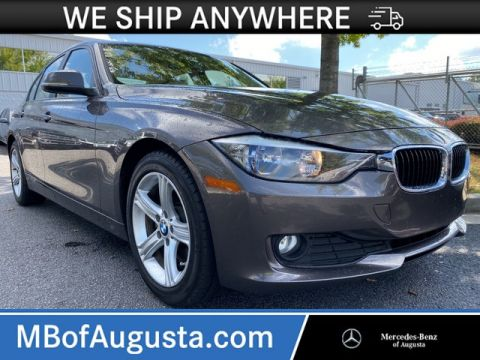 Pre-Owned 2014 BMW 3 Series 320i-Heated Seats