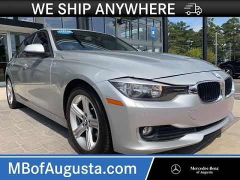 Pre-Owned 2013 BMW 3 Series 328i-Navigation-Rearview Camera-Heated Seats