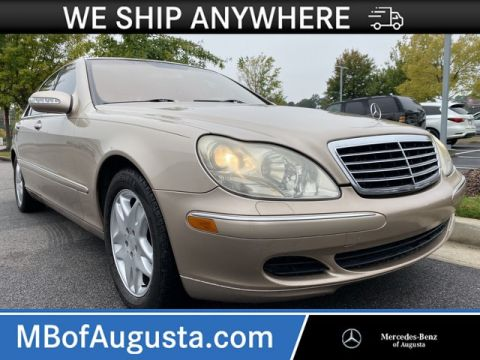 Pre-Owned 2003 Mercedes-Benz S-Class S 430