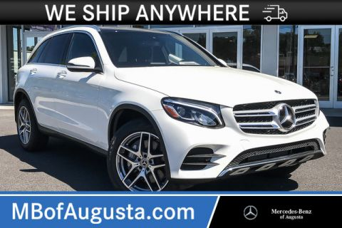 New 2019 Mercedes-Benz GLC GLC 300