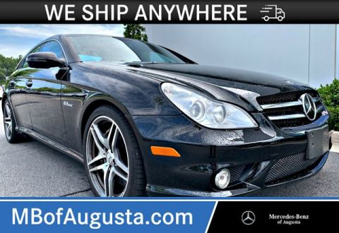 Pre-Owned 2009 Mercedes-Benz CLS Premium-AMG® Performance Packages