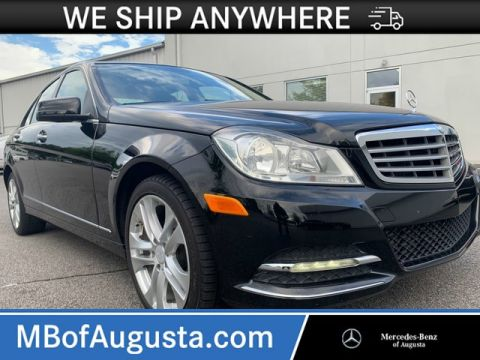Pre-Owned 2014 Mercedes-Benz C 250 Luxury-Premium Packages
