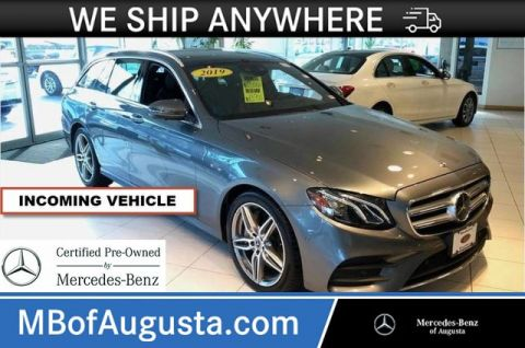 Certified Pre-Owned 2019 Mercedes-Benz E-Class E 450 Wagon